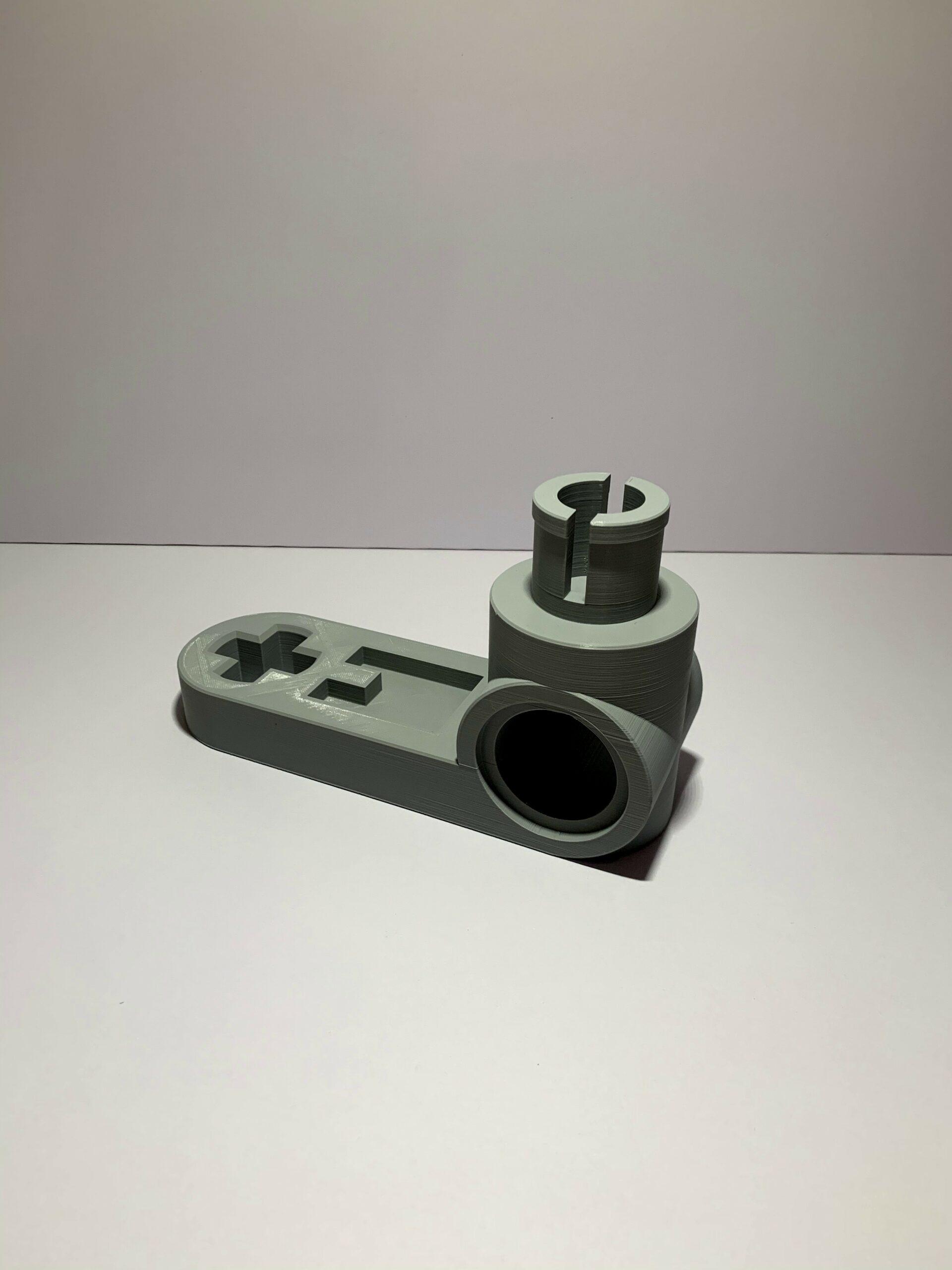 Conjunto brazo robotico